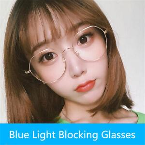 Fashion-Unisex-Metal-Anti-Blue-Light-Blocking-Glasses-Computer-Eyeglasses-Frame