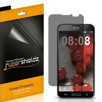 Supershieldz Privacy (anti-spy) Screen Protector Guard For Lg Optimus Pro E980