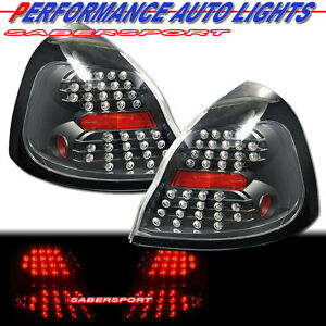 2004 2008 pontiac grand prix l e d tail lights led. Black Bedroom Furniture Sets. Home Design Ideas