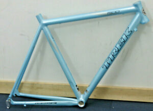 Details about Trek 1500 WSD Road Bike Frame NEW NOS 2005-08 Large 57cm  Womens Racing Charity!