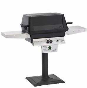 PGS-A40-Cast-Aluminum-Natural-Gas-Grill-034-A-034-Series-24-034-Post-and-Base-Kit
