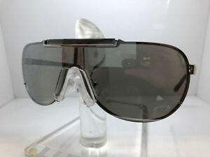 da0675b8539 Image is loading Authentic-VERSACE-SUNGLASSES-VE2140-100287-GOLD-GRAY-LENS