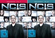 6 DVDs * NCIS - SEASON / STAFFEL 10 ( 10.1 - 10.2 ) IM SET ~ NAVY # NEU OVP +