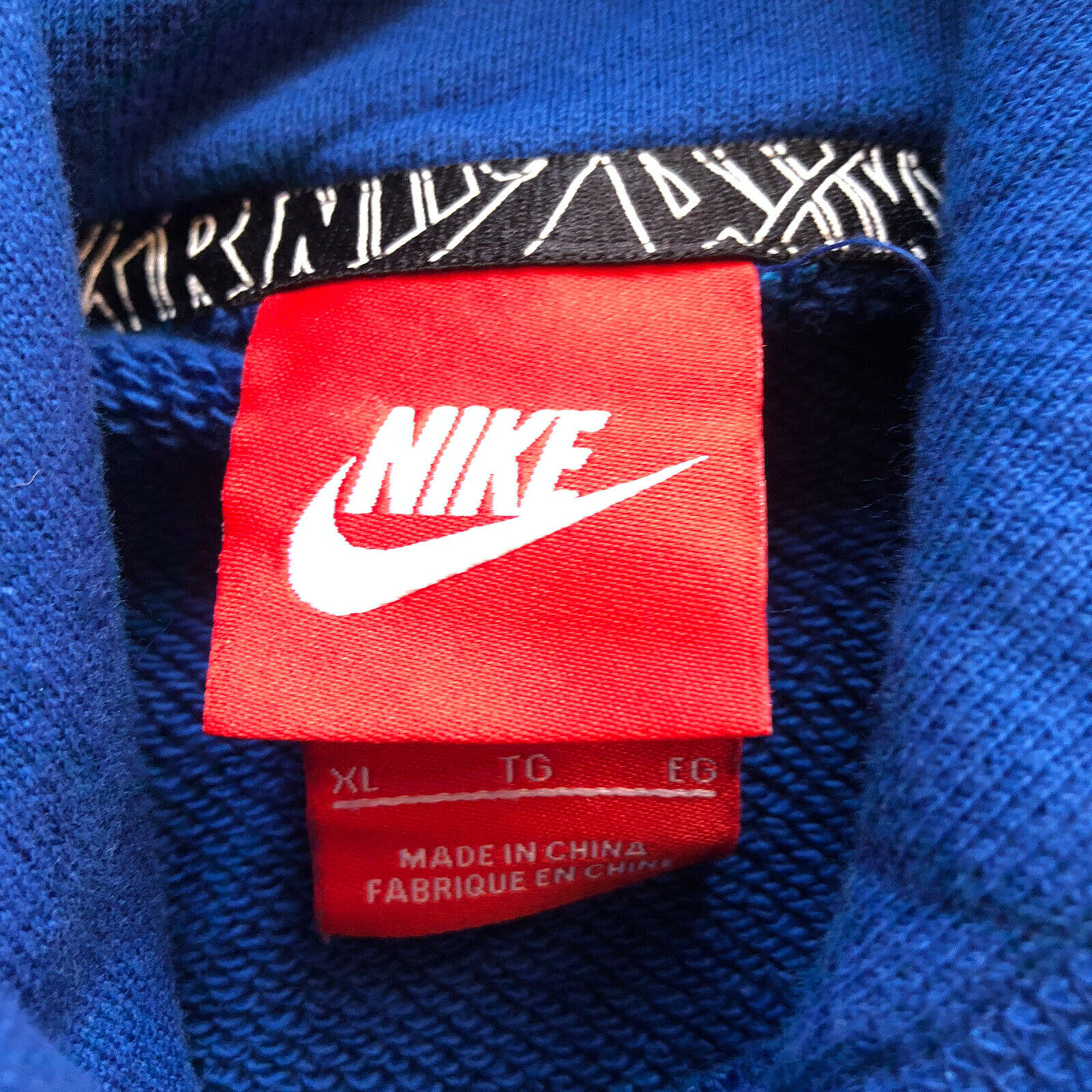 Vintage 1990s Nike Air Jordan Basketball Tee Shir… - image 5