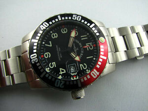 ZENO-WATCH-Airplane-Diver-Quartz-mit-Stahlband