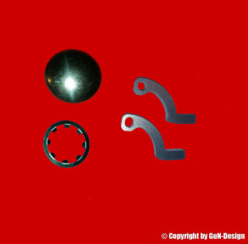 2x Hebel//Haken Kappe passt bei Bugaboo Cameleon,Frog,Gecko Classic Set Modell1-2