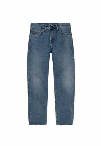 PANTALONE UOMO CARHARTT PONTIAC PANT BLUE M WORN W
