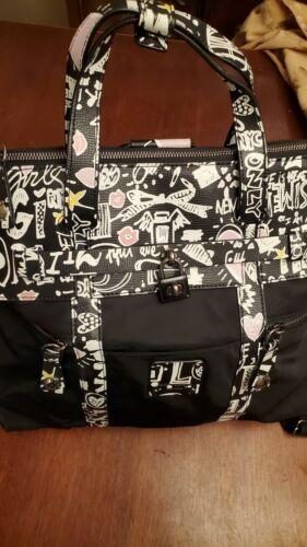 Henri Bendel Graffiti Jetsetter Backpack