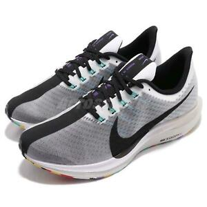 9fbe3478e8421 Nike Zoom Pegasus 35 Turbo White Black Hyper Jade Men Running Shoes ...