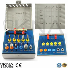 Dental Bone Expander Kit Sinus Lift with Saw Disks Implant Surgical Instruments