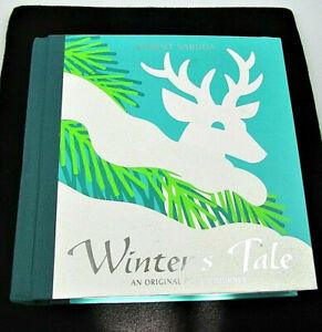 034-Winter-039-s-Tale-034-By-Robert-Sabuda-Good-Condition-Book-ISBN-9781416904687