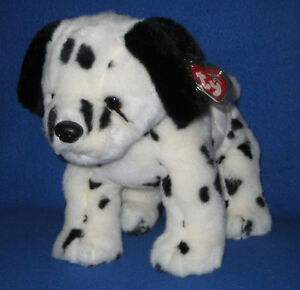 aec600aaef4 TY DOTTY the DALMATIAN BEANIE BUDDY - MINT with MINT TAG 8421093649 ...
