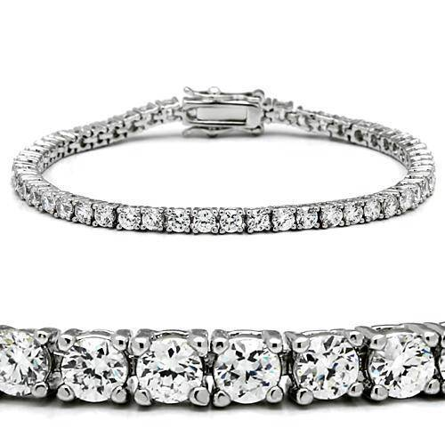 7 AAA Grade Simulated Diamond Tennis Bracelet Classic 9cts