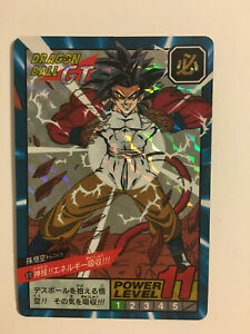 Unpeeled Dragon Ball GT Super Battle Power Level Hidden Prism 737