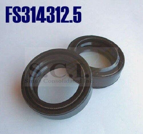 HONDA SL100 XL100 MT125 XL125 SL125 MR175 XL175 XL185 KE125 KX125 FORK SEALS x 2