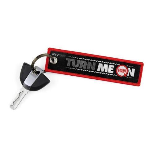 Motorcycle Keychain Key Tags GSXR CBR S1000 RR Ducati KTM Ninja 250 300 R1 R6