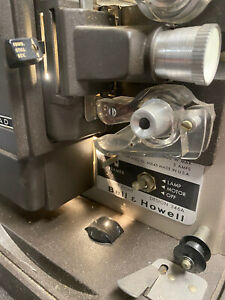 Bell & Howell Autoload Super Eight Design 346A Movie Projector