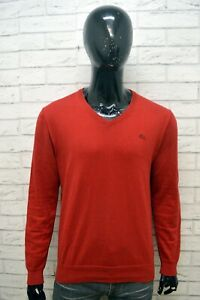 Maglione-Uomo-LACOSTE-Taglia-5-XL-Pullover-Maglia-Sweater-Man-Cardigan-Felpa