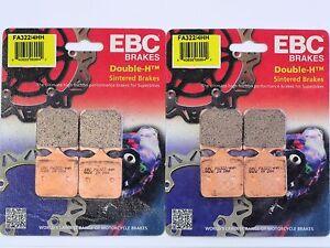 EBC HH Front Brake Pads For Ducati 2006 749