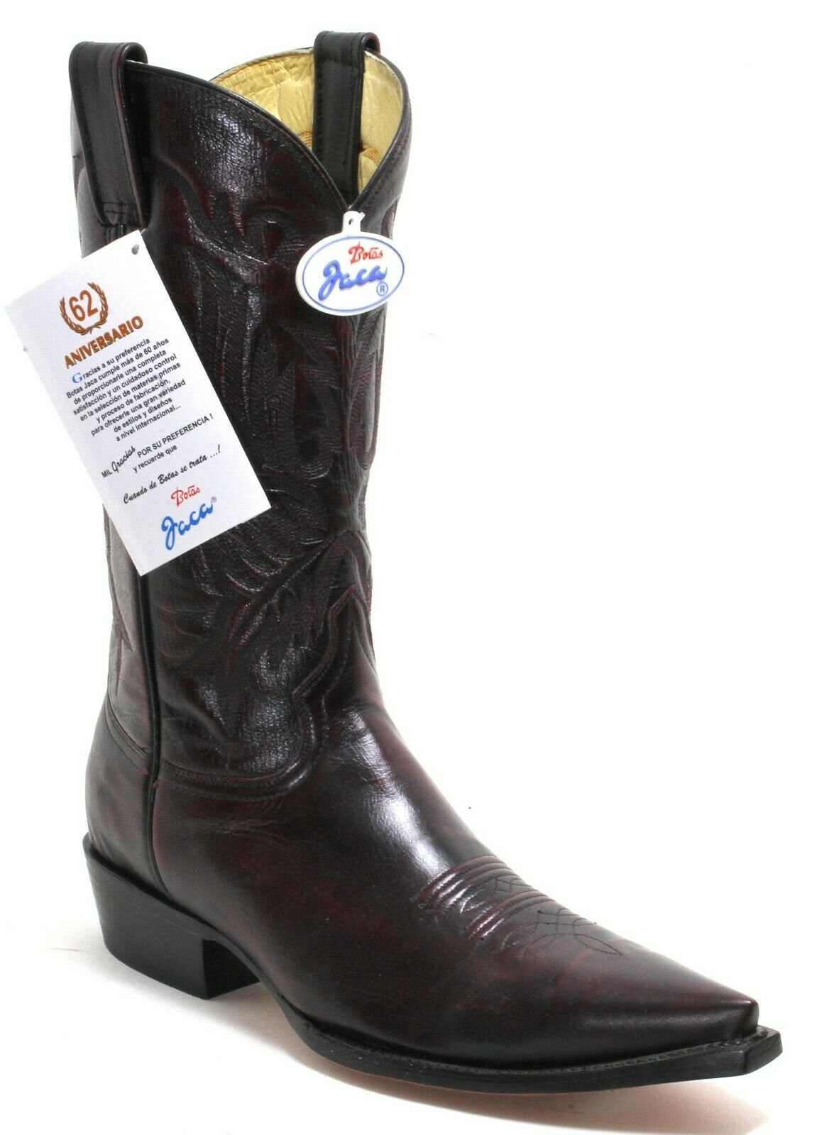 2 Cowboy Boots Western Boots Texas Catalan Style Boots Jaca Boots 39,5 - 40