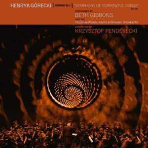 Beth-Gibbons-amp-The-Polish-RSO-Henryk-Gorecki-Symphony-No-3-NEW-CD