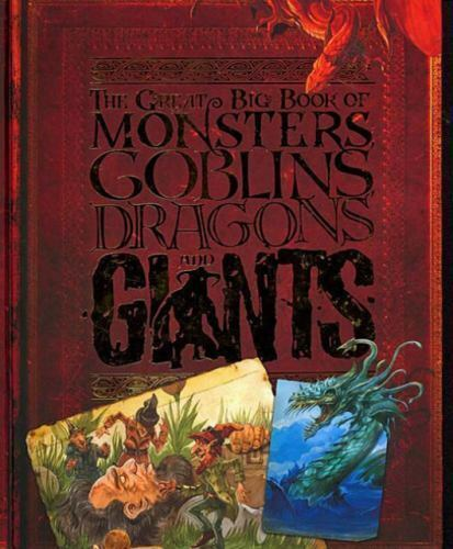 The Great Big Book of Monsters