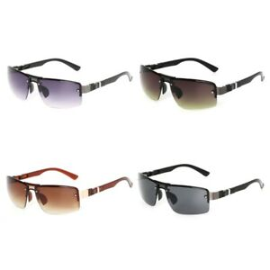 07dc14a700bd Image is loading Men-Sunglasses-Windproof-Fashion-Luxury-Eyeglasses-Driving- Brand-