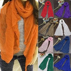 Fashion-Long-Voile-Scarfs-Winter-Warm-Scarf-Women-Scarf-Shawl-Blue