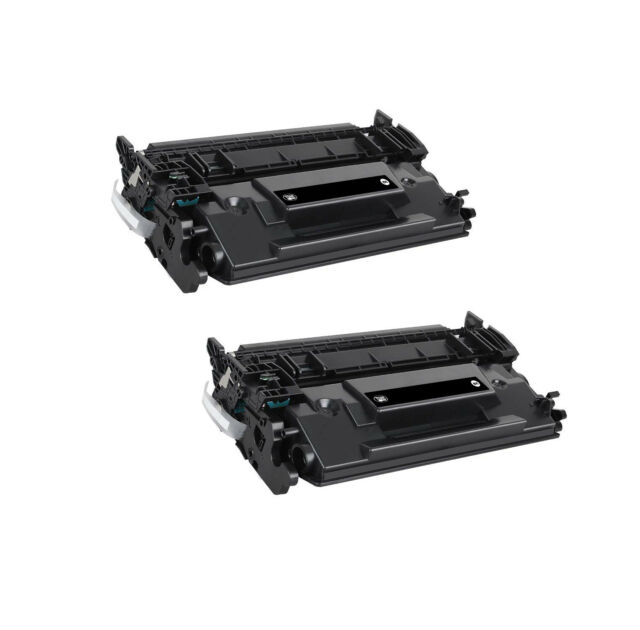 Preimum Compatible HP 26A Black Cartridge HF226A High Yield 3,100 Pages@ 2 packs