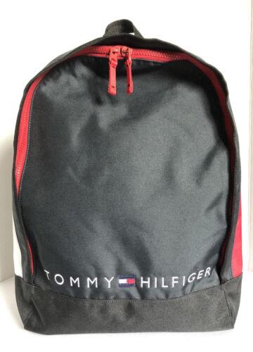 Vintage Tommy Hilfiger Canvas Backpack Colorblock