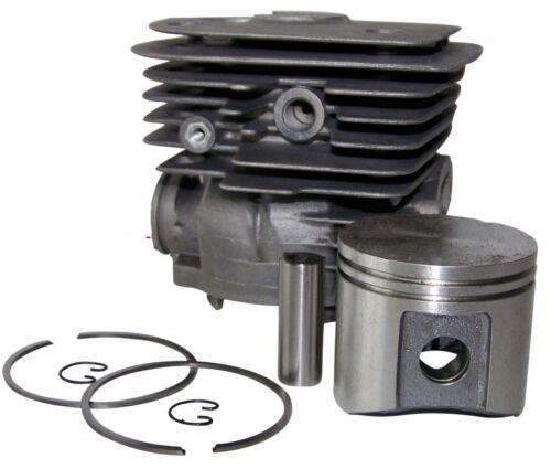 HYWAY HUSQVARNA 362 365 371 372 52 mm Big Bore Cylinder kit 1YR NEUF GARANTIE