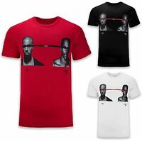Men Kanye West Vs Micheal Jordan Shirt 3 Colors All Sizes Yzy Goat 23