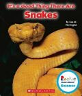 It's a Good Thing There Are Snakes by Lisa M Herrington (Paperback / softback, 2014)