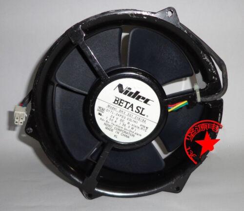 1pcs Nidec BETA SL BKV 301 216//94 Inverter fan 24V 1.50A D17L-24PS3