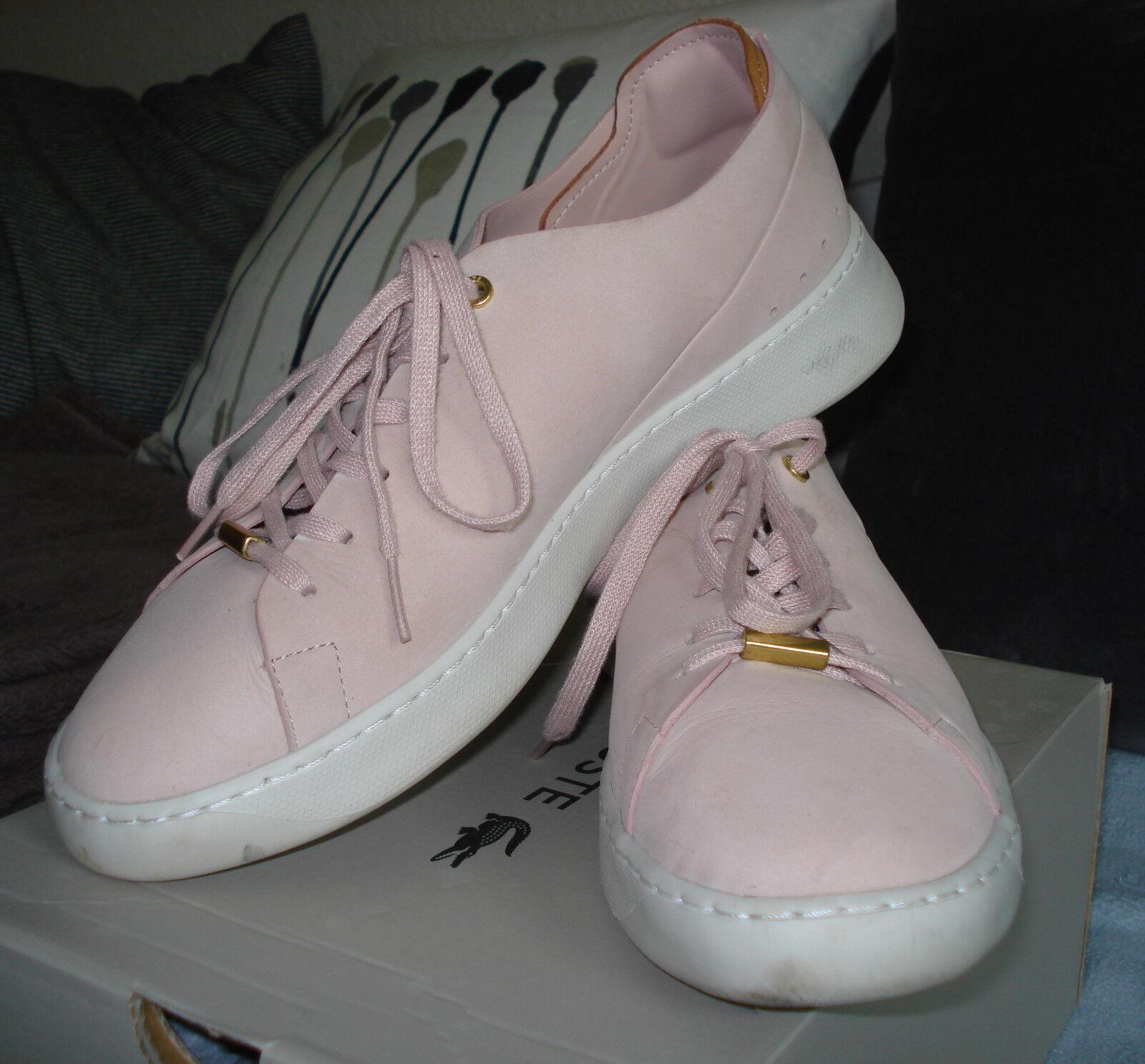 Lacoste Schuhe top Eyyla, rosa, top Schuhe Zustand dd3088