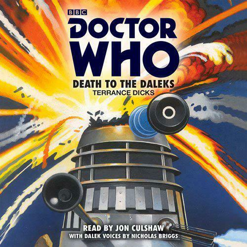 Doctor Who: Death Pour The Daleks: A 3rd Novelisation ( Dr Who ) Par Dicks, Te