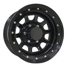 Pro Comp Series 252 Street Lock 15x8 Wheel with 5 on 4.5 Bolt Pattern Gloss