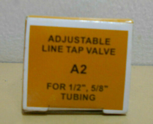 Details about  /Supco SA2 Adjustable Line Tap Valve