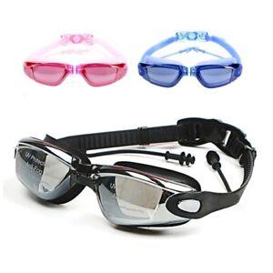 6851a5214c39 Image is loading Nearsight-Swimming-Goggles-Optical-Myopia-Diopter -Prescription-Swim-