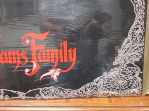 Vintage 1991 The Addams family uncle Fester poster movie 12396