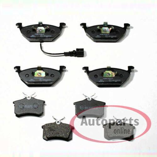 Seat Ibiza 4 IV Bremsbeläge Bremsklötze Bremsen für vorne hinten