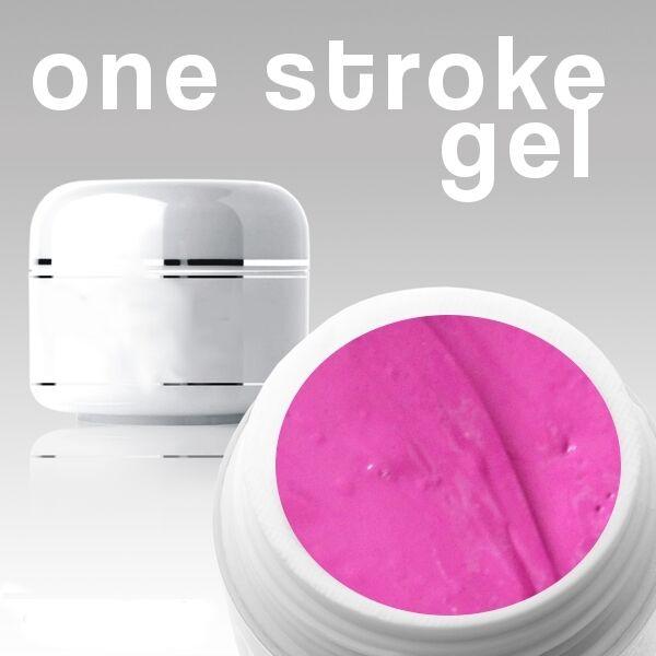 4 ml /3D/ ONE STROKE FARBGEL***traffic purple**ANGEBOT FÜR KURZE ZEIT**