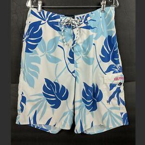 fafbaf5166 Image is loading Abercrombie-Fitch-Boardshorts-Swimsuit-Mens-32-Swim-Trunks-