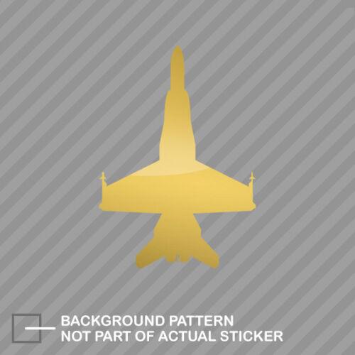 F-18 HORNET Sticker Decal Vinyl F18