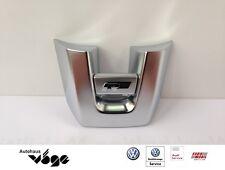 Original VW Lenkrad-Plakette R-Line /Chrom/für Leder-Sportlenkrad 1K8419685B POP
