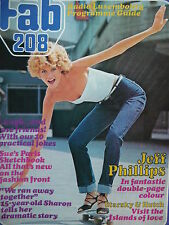 FAB 208 MAGAZINE 27TH AUG 1978 - JEFF PHILLIPS - PETER POWELL - DONNY OSMOND