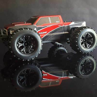 1//10 Redcat DUKONO Brush Electric RC 4x4 Truck 2.4Ghz New from Redcat