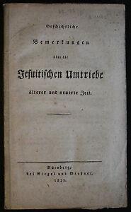 Histoire-Commentaires-uber-die-Lecteurs-de-jesuite-a-1825-Geschichte-xz