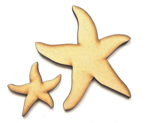 Seaside themed products Star Fish Craft shape Starfish craft shape ideas