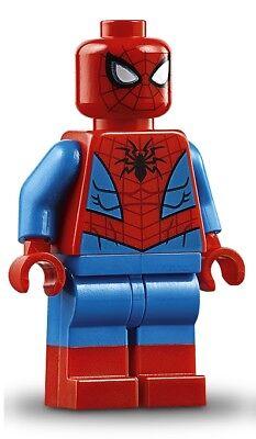 76114 Eine VollstäNdige Palette Von Spezifikationen Minifigs Kreativ Lego® Super Heroes Spider-man Sh536